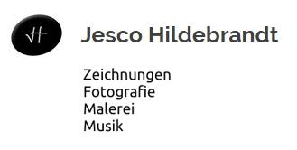 Jesco Hildebrandt -  Zeichnungen, Malerei, Fotografie & Musik