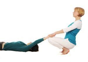 Body & Soul in Harmony - Birgit Strauch, Shiatsu, ThetaHealing & CranioSacral Massage