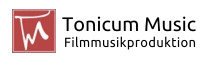 Tonicum -  Filmmusikproduktion, Imagefilme, Produktfilme, Webespots, Spielfilme, Dokumentationen, Sounddesign